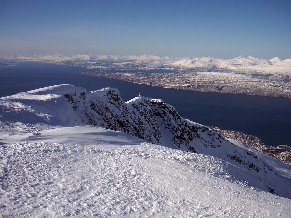 view from Tredjetoppen - ©ujin666 | ujin666 @ Skiinfo Lounge