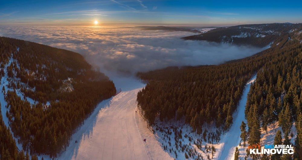 Skiareal Klinovec, Czech Republic