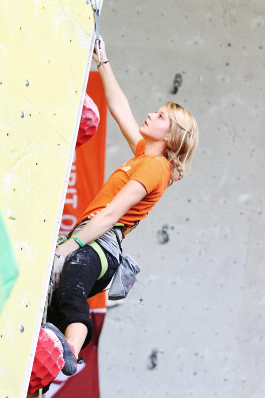 Lena Hermann belegte Rang acht - ©bergleben.de