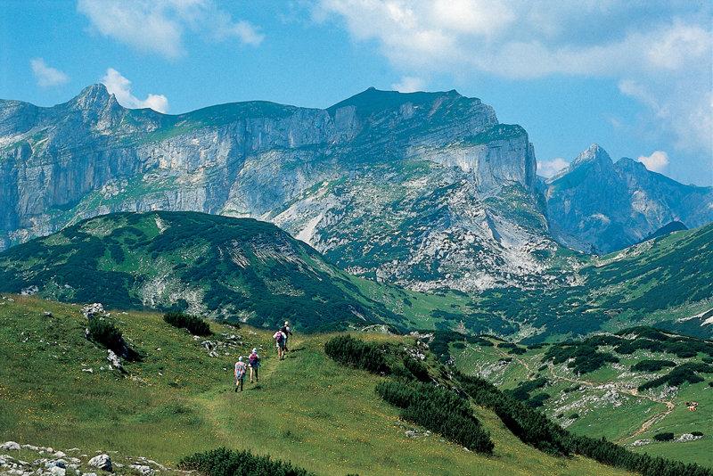 Familienwandern bei Innsbruck - ©Tirol Werbung