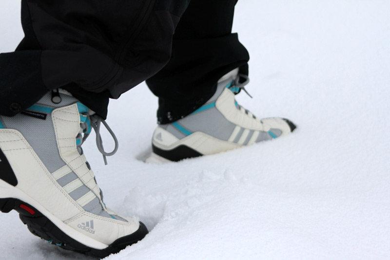 Für Touren im Schnee bestens geeignet... - ©bergleben.de