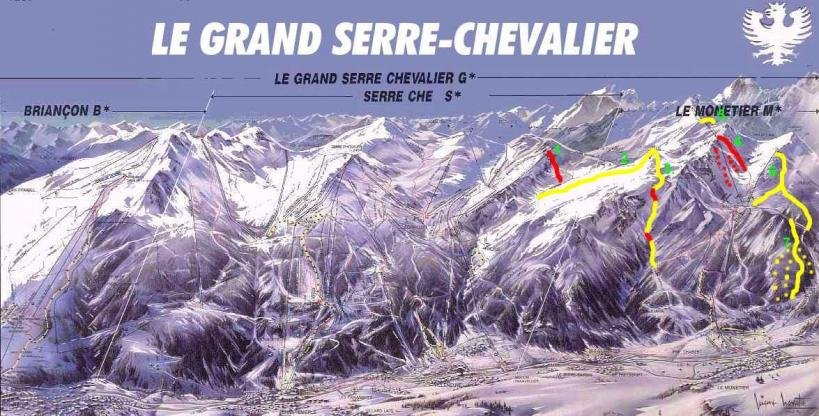 Serre Chevalier - ©Kmbgreen @ Skiinfo Lounge