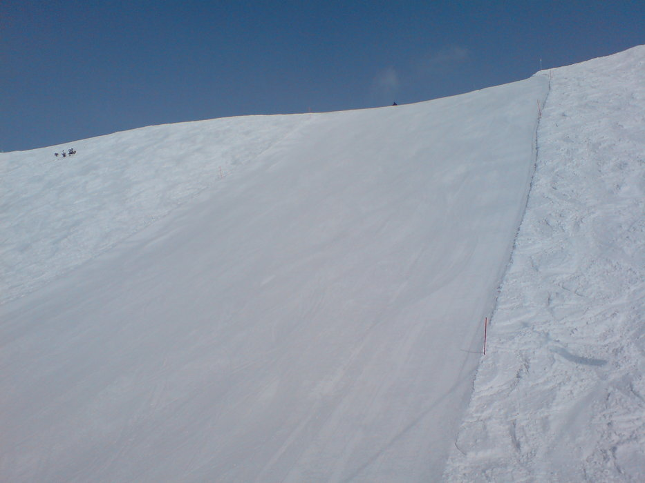 My favorite black slope 16. Carving not recommended. - ©Martin Lipocky | lipocky @ Skiinfo Lounge