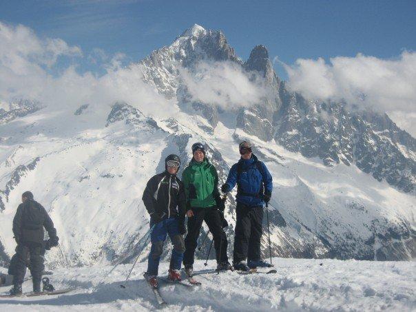 Chamonix Mont-Blanc - ©Knøtte @ Skiinfo Lounge