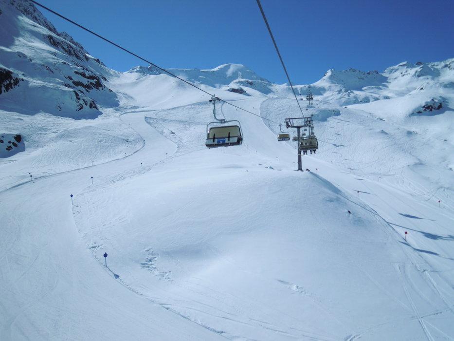 Kaunertaler Gletscher - ©Praxmarer | bimbo1945 @ Skiinfo Lounge