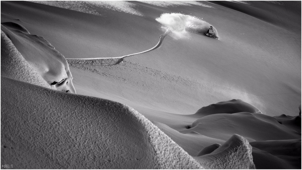 Snowboarden in Neuseeland - ©Oreli B.