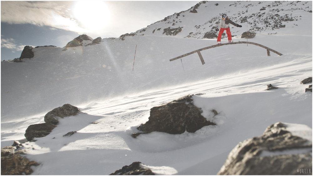 Snowboard-Abenteuer in Neuseeland - ©Oreli B.