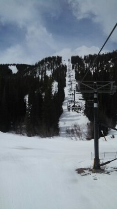Winter Park Resort - one last blast