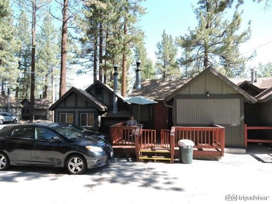Big Bear Frontier Cabins Hotel Snow Summit