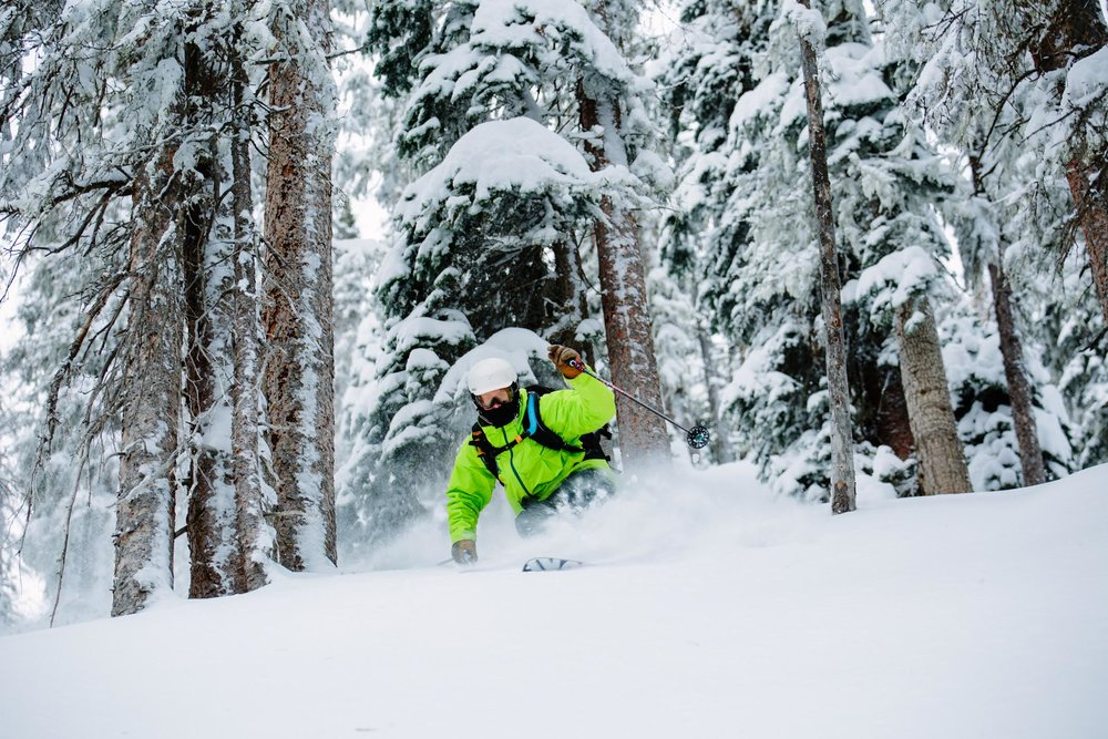 Wolf Creek Ski Area has received the most snowfall for open Colorado ski areas to date for the 2015/2016 season - ©Jason Lombard