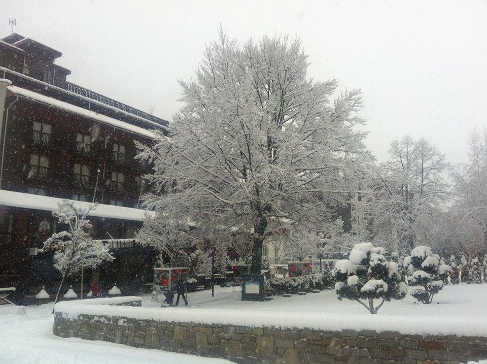 Chamonix Nov. 25, 2015 - ©Chamonix Mont-Blanc