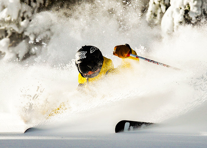 It's time to get outside and experience Aspen Snowmass powder! - ©Aspen Snowmass