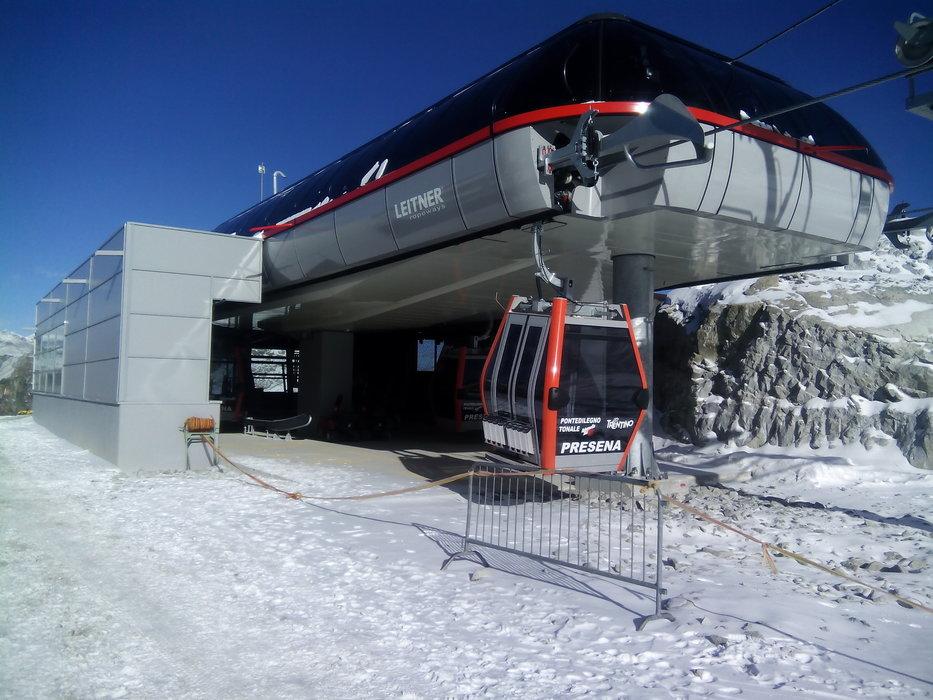 Ghiacciaio Presena - Adamello Ski - ©www.adamelloski.com