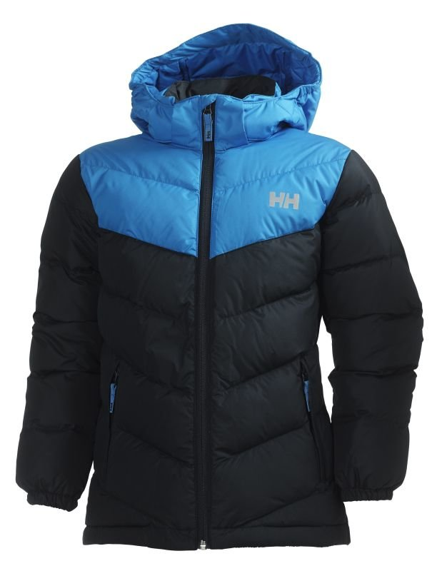 Helly Hansen JR Norse Puffy Jacket: $180 Why be cold when you can put on the new Norse down puffer jacket?! Nice and comfortable with a puffy down mix filling, this will guaranteed keep you warm and in style when the cold sets in.