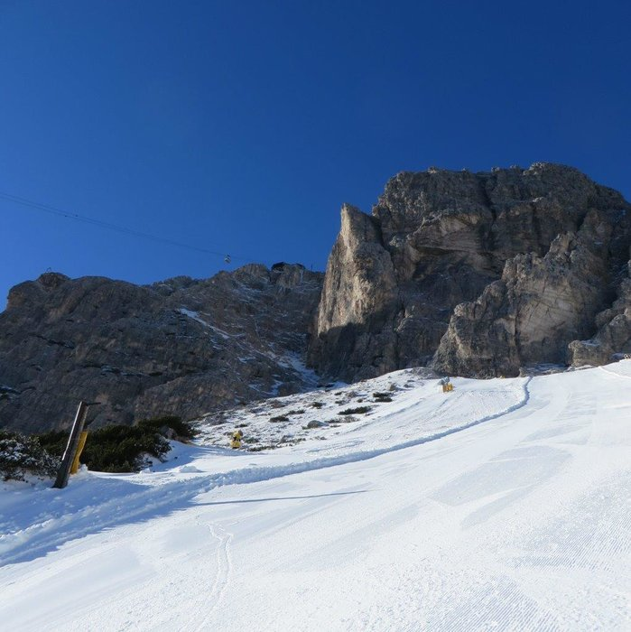 Cortina - Pista Forcella Rossa