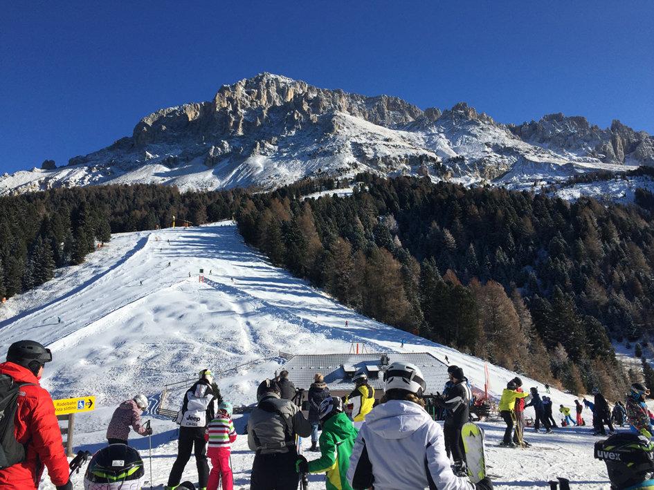 Latemar - Obereggen - Val di Fiemme