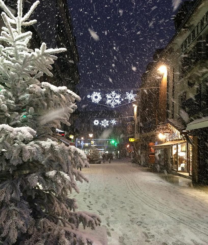 Chamonix Jan. 12, 2016 - ©Chamonix Mont-Blanc