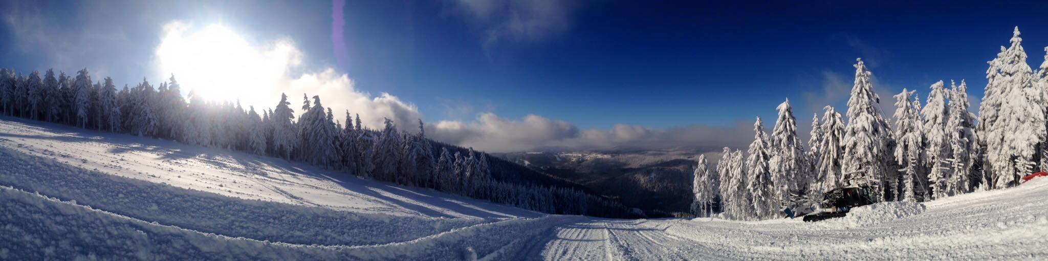 Klínovec, CZE, 21.1.2016 - ©facebook Klínovec