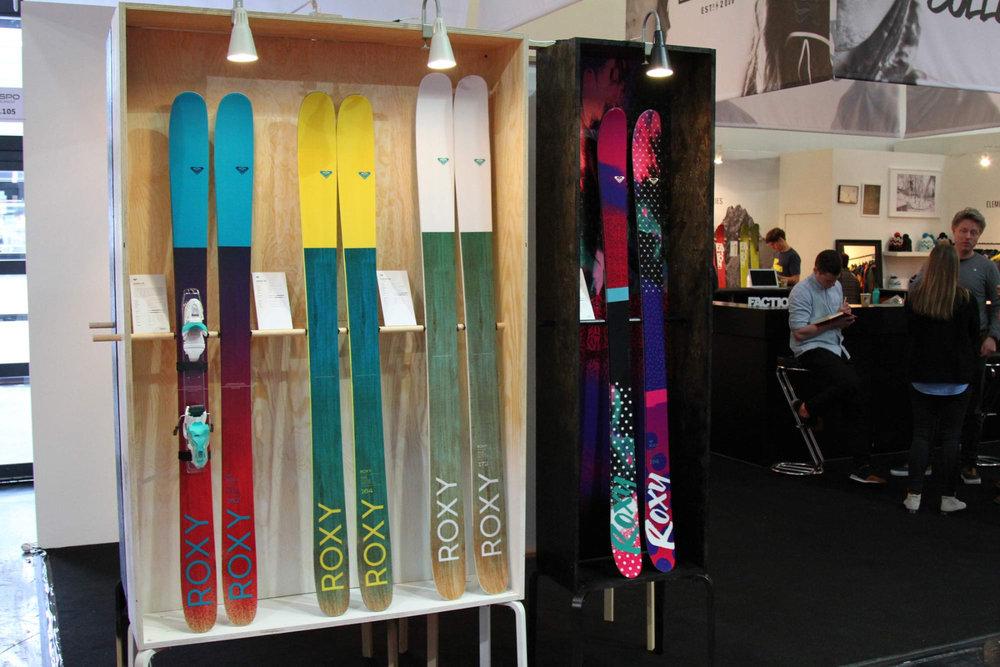 Ski's van Roxy - ©Skiinfo