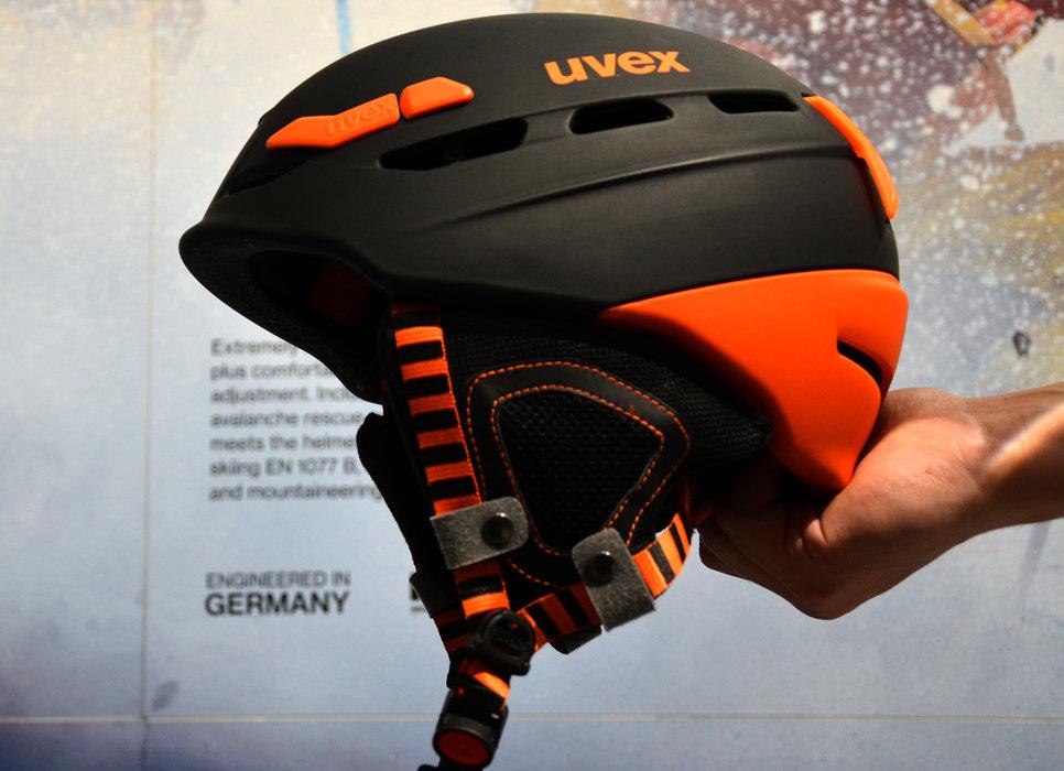 Uvex P8000 - ©Skiinfo
