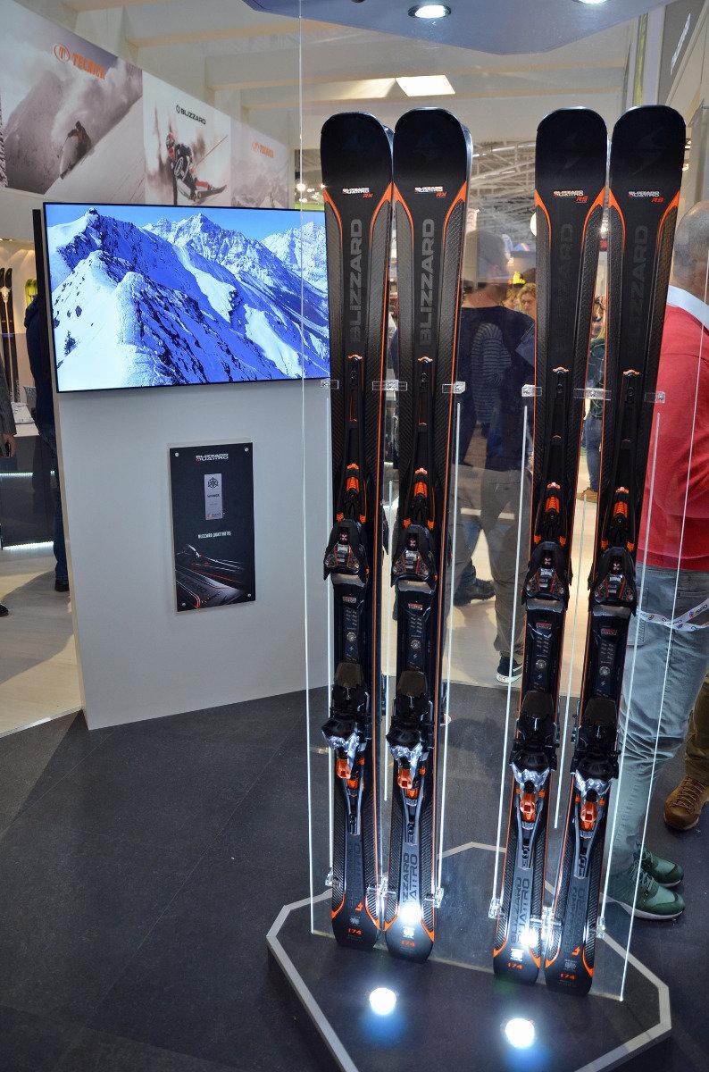 Blizzard Quattro, nieuw concept voor performance ski. - ©Skiinfo