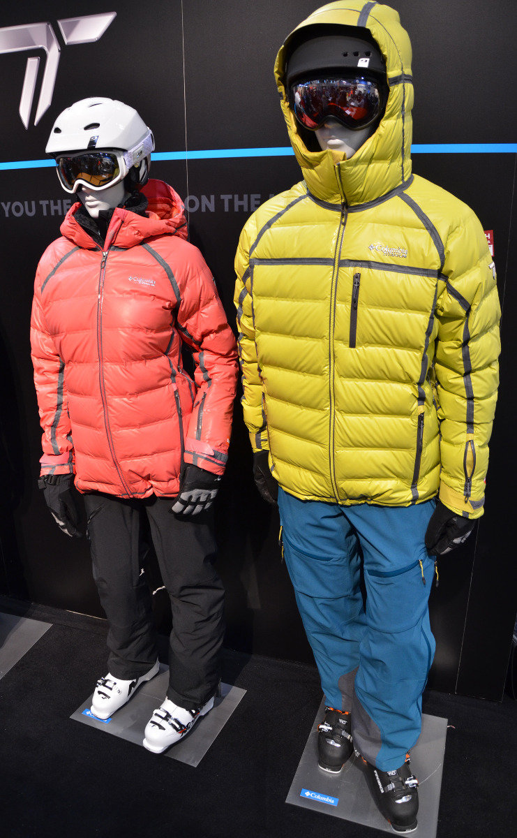 Columbia OutDry Extrem Diamond Down Insulated Jacket  - ©Skiinfo