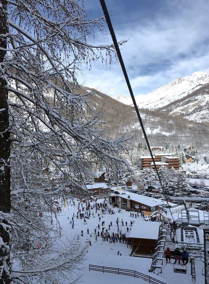 Bardonecchia - Bardonecchia Ski - Seggiovia Smith4 - ©Bardonecchia Ski - Seggiovia Smith4 - 8.02.16 - Facebook