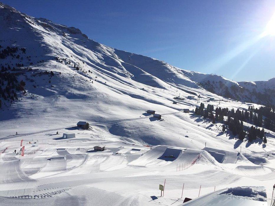 Obereggen Snowpark - ©Obereggen Snowpark Facebook