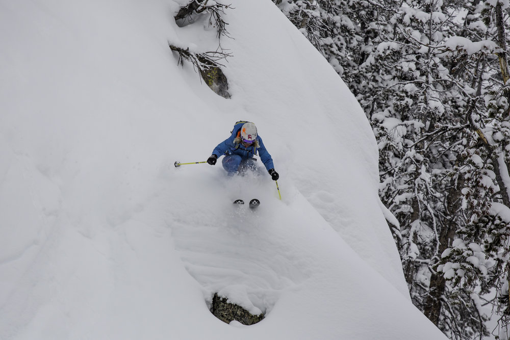 Great skiing, free live music, and events galore; all within a month of non-stop excitement at Jackson Hole. - ©Jackson Hole Mountain Resort