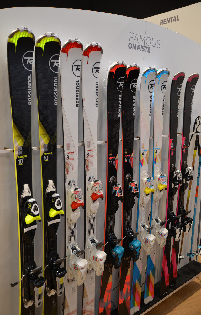 ispo 2016 ski chaussures de ski rossignol famous 10. Black Bedroom Furniture Sets. Home Design Ideas