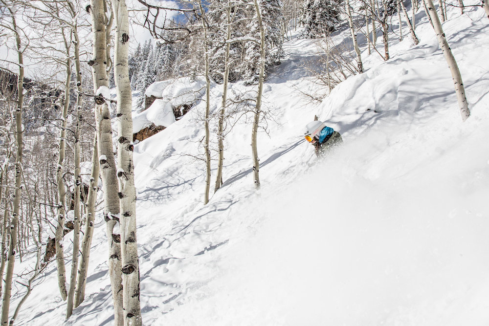 Beaver Creek reaped the benefits of the West's latest dump, recording 10 inches in just 24 hours.   - ©Beaver Creek
