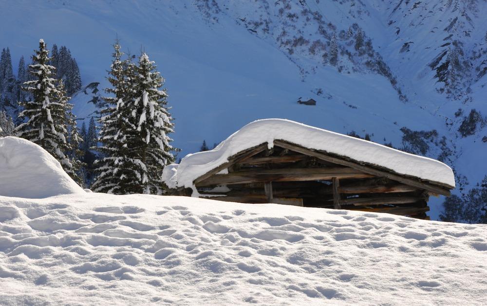 Scenic Bregenzerwald, AUT.