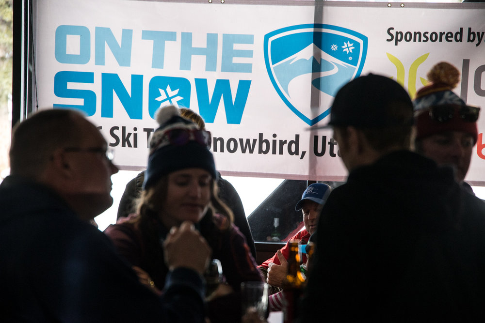 OnTheSnow 2016 Ski Test party at Seven Summits. - ©Liam Doran