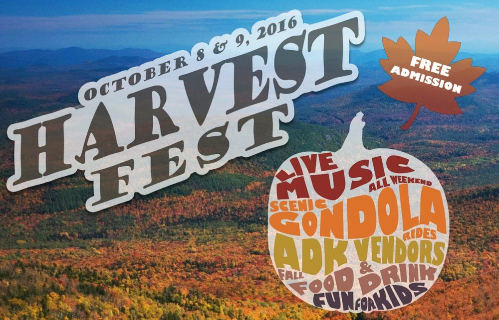 Gore Mountain Harvest Festival - ©Free family fun in a beautiful autumn atmosphere!