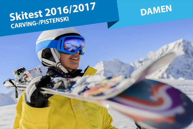 Carving-Ski Test Damen 2016/2017 - ©Gorilla