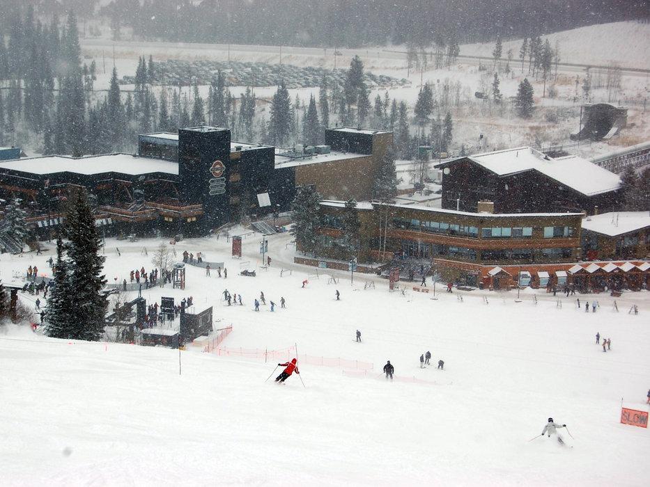 Winter Park, CO on Nov 23, 2009.