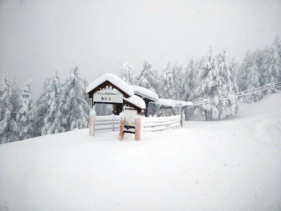Bardonecchia 24.11.16 - ©Facebook Bardonecchia Ski