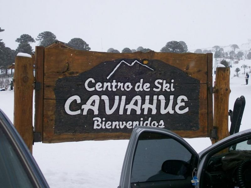 Welcome to Caviahue, Argentina