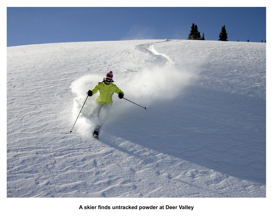 Photo Credit: Deer Valley