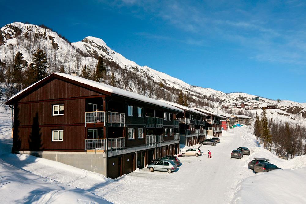 Hemsedal - Skarsnuten Panorama - ©Hemsedal Skisenter