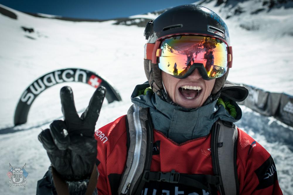 Drew Tabke - ©Swatch Skiers Cup