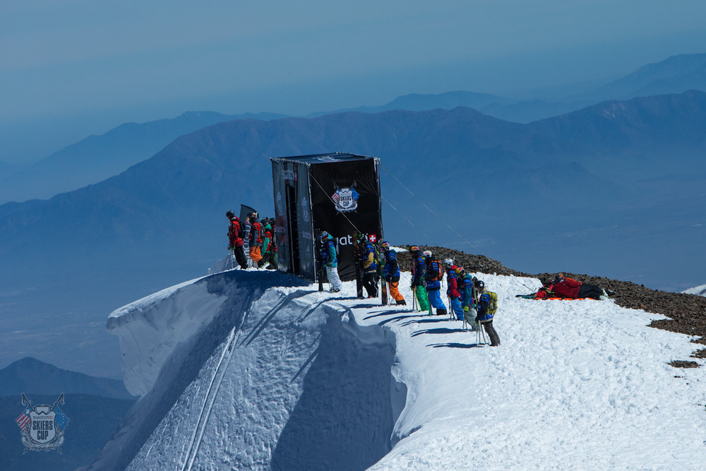 Swatch Skiers Cup 2012, Valle Nevado