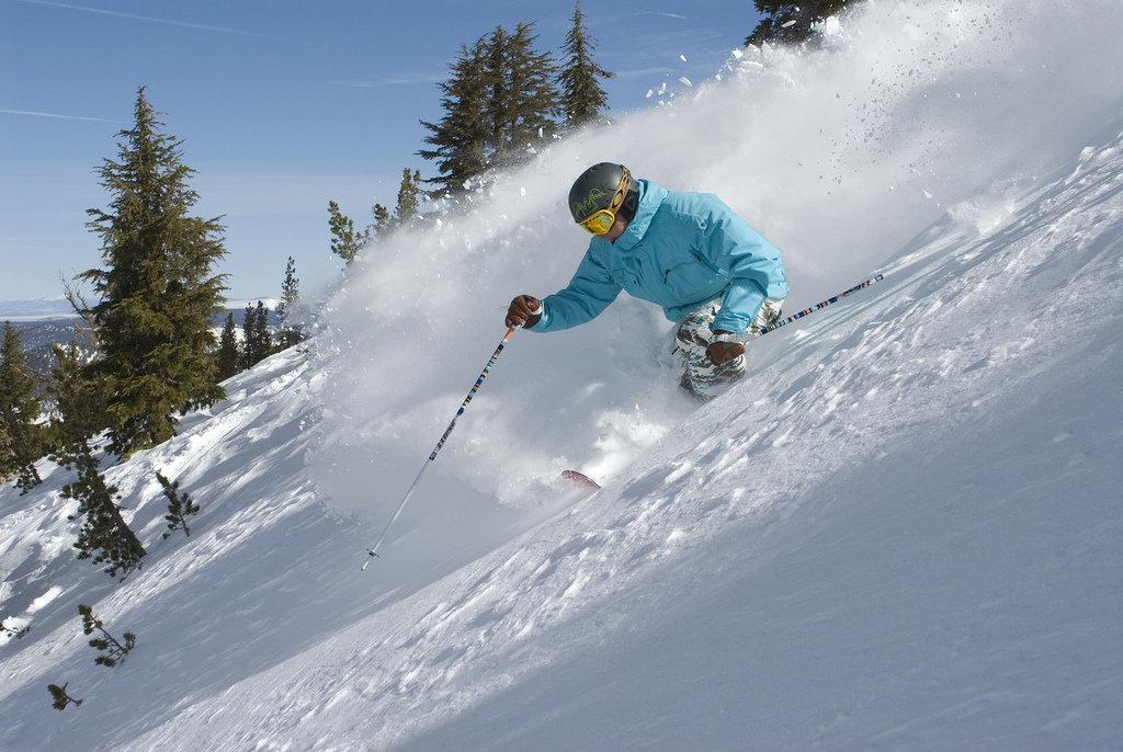 Early Season Skiing at Mammoth - ©Mammoth Mountain