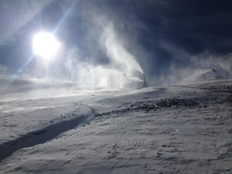 fresh snow for glacier in Soelden - ©Ötztal Tourismus