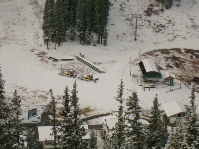 More Snow at A-Basin.  - ©Arapahoe Basin