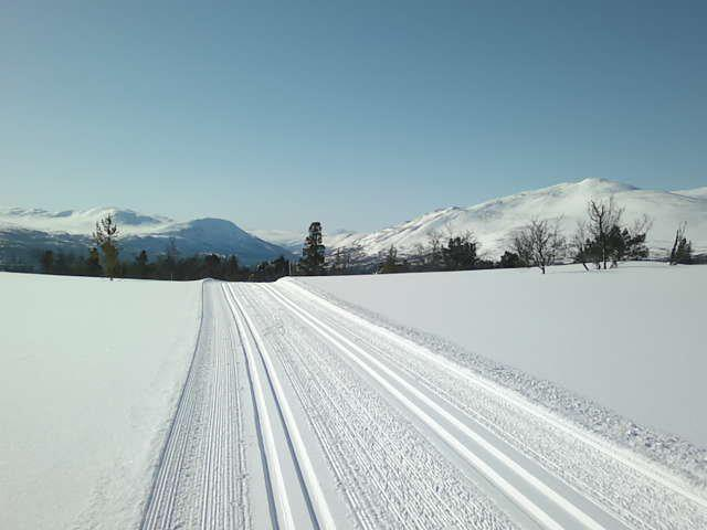 Oppdal 25 okt 2012 Nordic Skiing