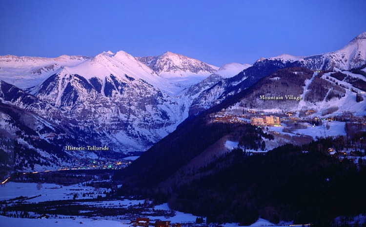 Hotel Madeline is perched in the Mountain Village, just steps from a free gondola that transports you to the historic town of Telluride.