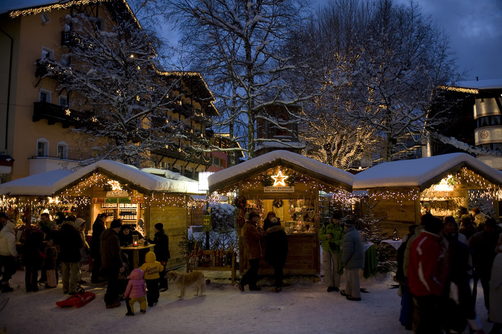 Seefeld Christmas market.  - ©Olympiaregion Seefeld.