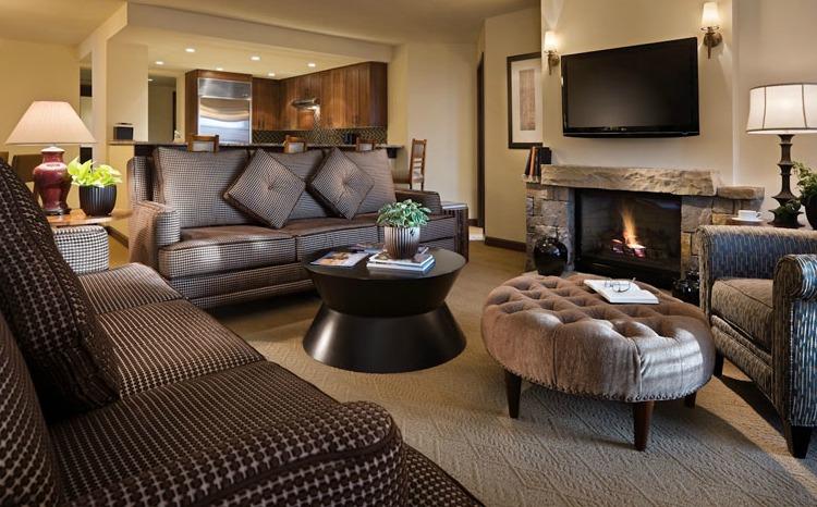 The condo suite - ©Hotel Madeline Telluride