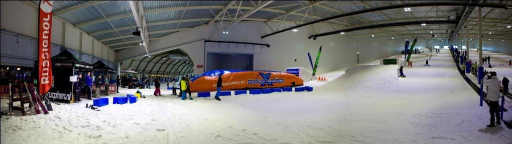 Skidome Rucpen